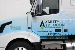 Ability TriModal Clean Trucks
