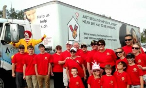 Ability TriModal Supporting Ronald McDonald House