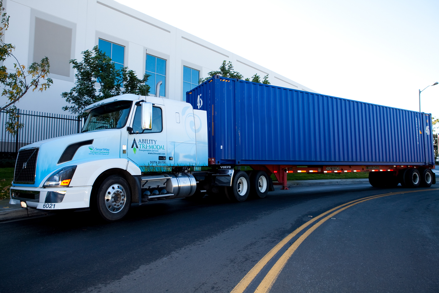 Ability TriModal Trucking Services